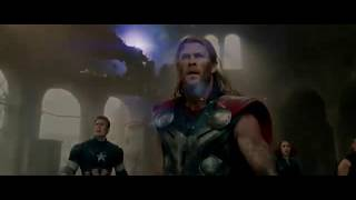 The Avengers infinity war tráiler español latino