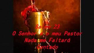 Salmo, 23 O Senhor é o meu Pastor nada me Faltará