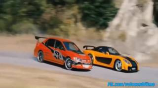 FAST FURIOUS RACES - GASOLINA (Daddy Yankee)