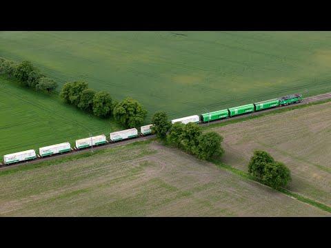 Sommarhälsning Rickard Kirchner Marknadschef Green Cargo juni 2020