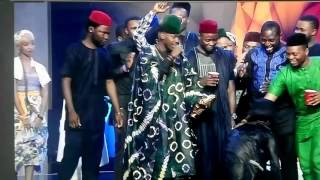OLAMIDE VS DON JAZZY @ HEADIES 2015