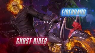 Marvel vs. Capcom: Infinite - Nuevo tráiler gamescom 2017