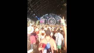 Martin Solveig Bass drop Hello Live Coachella 2015 Weekend 2