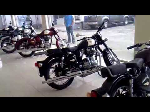 Royal Enfield Classic Showroom in Nepal