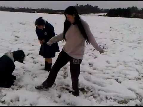 RARE SNOWFALLS OVER MOST OF SOUTH AFRICA 7JULY12