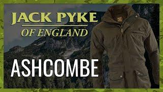 video - Bunda JACK PYKE ASHCOMBE - Military Range CZ/SK