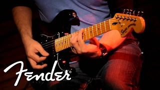 Squier Vintage Modified Strat '70s Demo | Fender