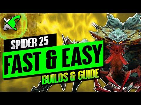 EASY SPIDER 25 SPEED RUN!! | Champion Builds & Guide | RAID: Shadow Legends