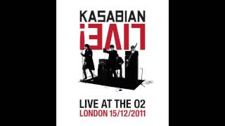 Kasabian Live At The O2: Velociraptor!