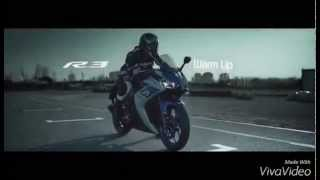 """Yamaha R3 official 2015 