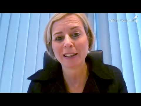Fireside Chat: Maria Velentza, Director Financial Institutions, DG Competition (COMP)