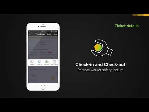 Mobilní servisní aplikace pro SAP Business One