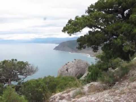 Земляничное море – поход по Восточному Крыму