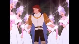 La princesa encantada 01 - Las princesas.
