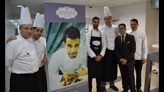 Le Barcelo Anfa Casablanca lance ses « Ateliers du Chef »
