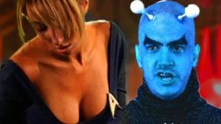 Star Trek: Beam me up, Hottie!