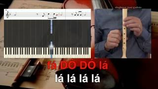Faded Alan Walker Notas para flauta Educação Musical Jose Galvao