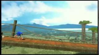 Sonic Unleashed trailer - Savannah Citadel (Mazuri)