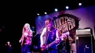 The vintage caravan- Babylon live concert in Budapest