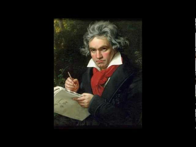 Audio recopilatorio de Beethoven