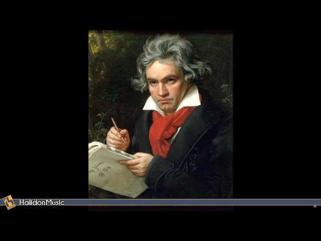 Audio recopilatorio de Beethoven
