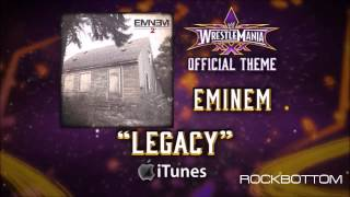 """WWE Wrestlemania 30 - 2nd Offical Theme Song """"Legacy"""" Mach Card [HD]"""