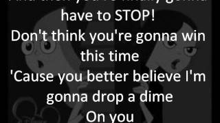 Phineas And Ferb Busted Lyrics