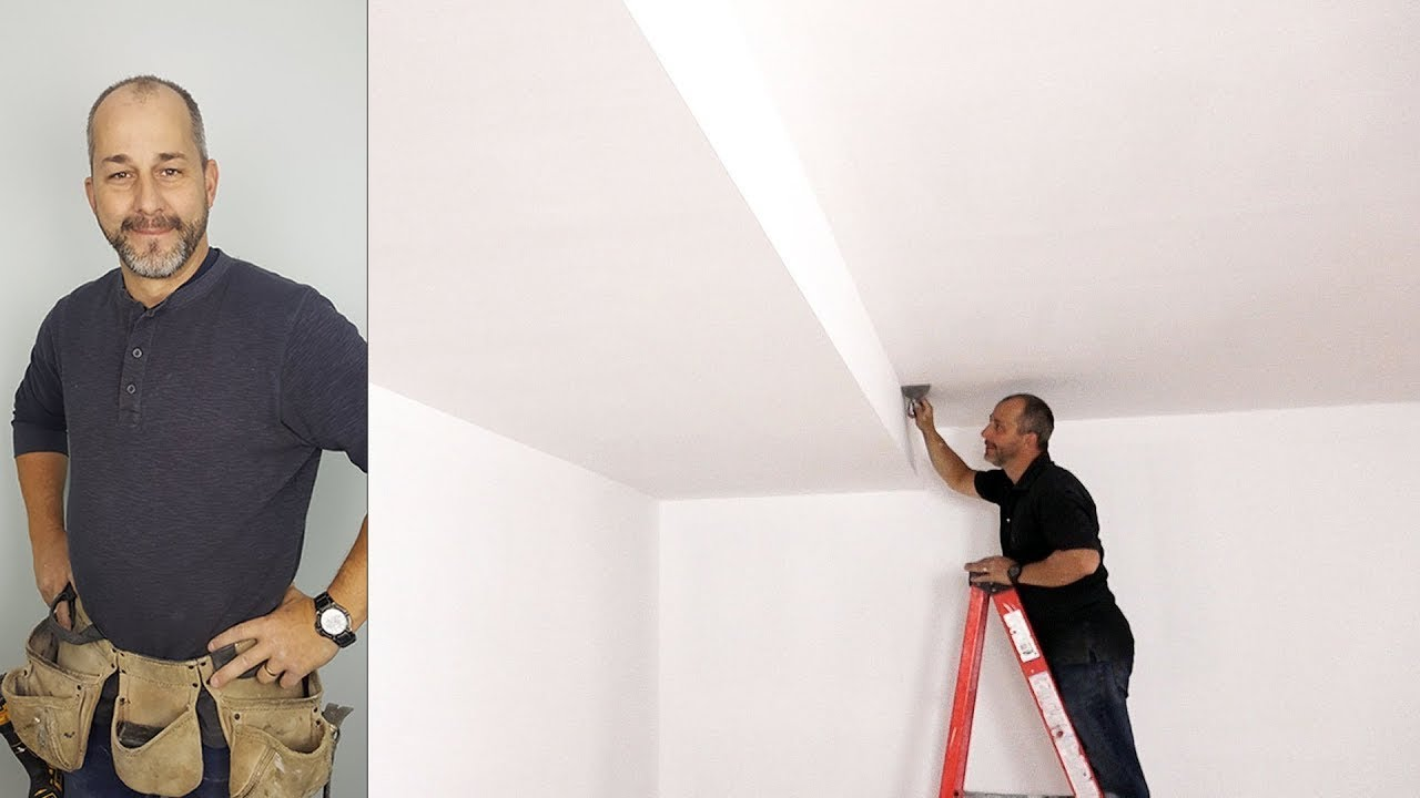 How to Install Drywall   DIY Tutorial