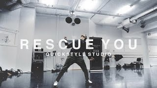 Rescue You by The Weeknd - David Vu ::Choreography::