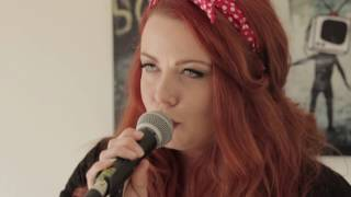 Paloma Faith- upside down acoustic cover by Bloody Mary
