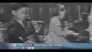 Yo-Yo Ma... Su vida... Un concierto de aplausos.