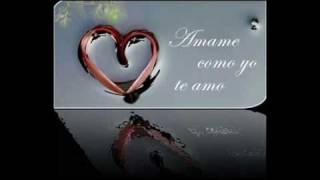 Nadie te amara como yo...valentino