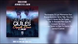El Orgullo J Quiles Letra Cover