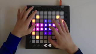 The Chainsmokers - PARIS (Beau Collins Remix) - Launchpad Cover // Outtakes At The End