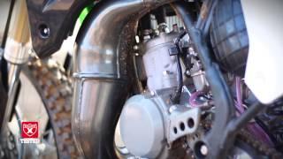 Racer X Tested: Kawasaki KX85 and KX100 intro