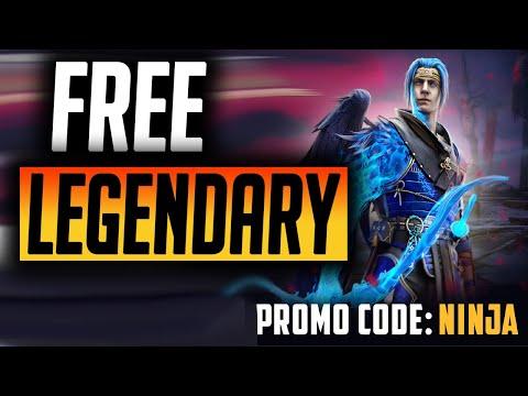 NINJA FREE LEGENDARY GET HIM NOW! | Raid: Shadow Legends