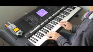 [Christmas-Special] Jingle Bell Rock - Bobby Helms | Keyboard Cover - Yamaha PSR-S750