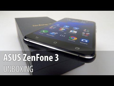 Asus ZenFone 3 Unboxing în Limba Română