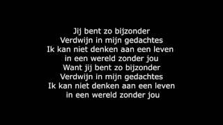 Gers Pardoel - Zo Bijzonder | Liefde voor muziek | LYRICS (Live)