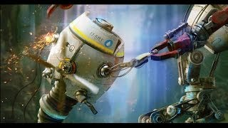 Time-lapse: Composing of Robots