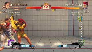 What even is this Ryu? Best Metsu Shoryuken ever!