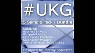 THE WORLDS BIGGEST UK GARAGE SAMPLE PACK 2012 - JEREMY SYLVESTER
