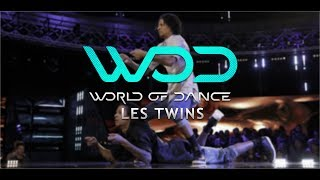 Monique Bingham & Black Coffee - Deep In The Bottom (of Africa) (Les Twins World of Dance edit)