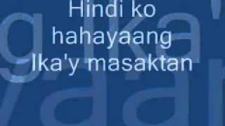 sam milby- hindi kita iiwan (lyrics). wmv