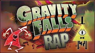 GRAVITY FALLS RAP - Raromagedon 1, 2, 3 & Final | Zoiket