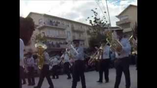 Banda Filarmónica de Magueija - Procissão em Honra da Nossa Srª dos Remédios 2014
