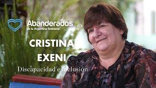 Premio Abanderados 2017 - Cristina Exeni