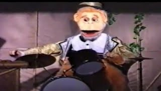 Talking Chimps Show Flamingo Land Early 1990s Animatronic Band