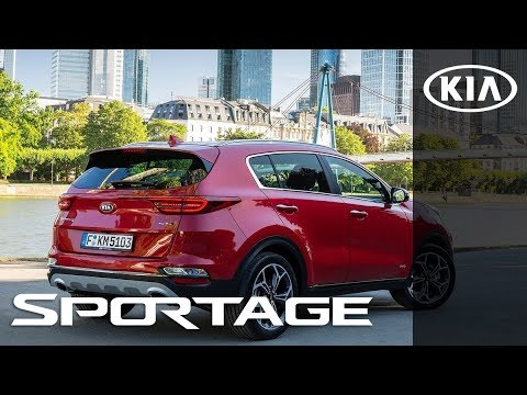 Kia Sportage GT Line