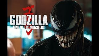 Venom (Godzilla: King of the Monsters Style)